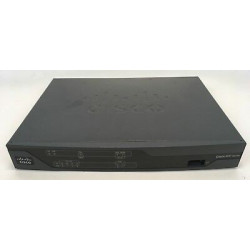 Cisco ISRs 800 series model...