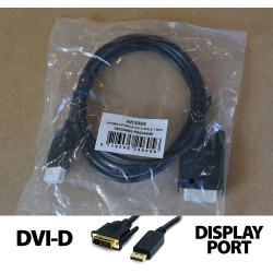 DisplayPort to DVI Cable...