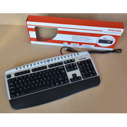 USB Multimedia Keyboard US...