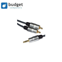 Audio kabel gold plated...